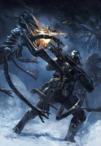 Alien Battles
